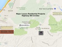 Major Luxury Residential Projects - Hwy 68 Corridor