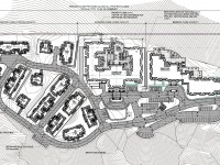 Master Site Plan P-1.1 Expanded