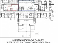 AL Facility - Dining/Kitchen Plan - Upper Level