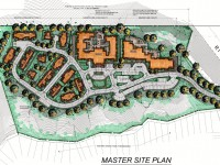 Master Site Plan - Color