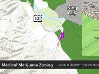 Medical Marijuana GIS Zoning Map
