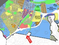 City of Monterey Zoning Map
